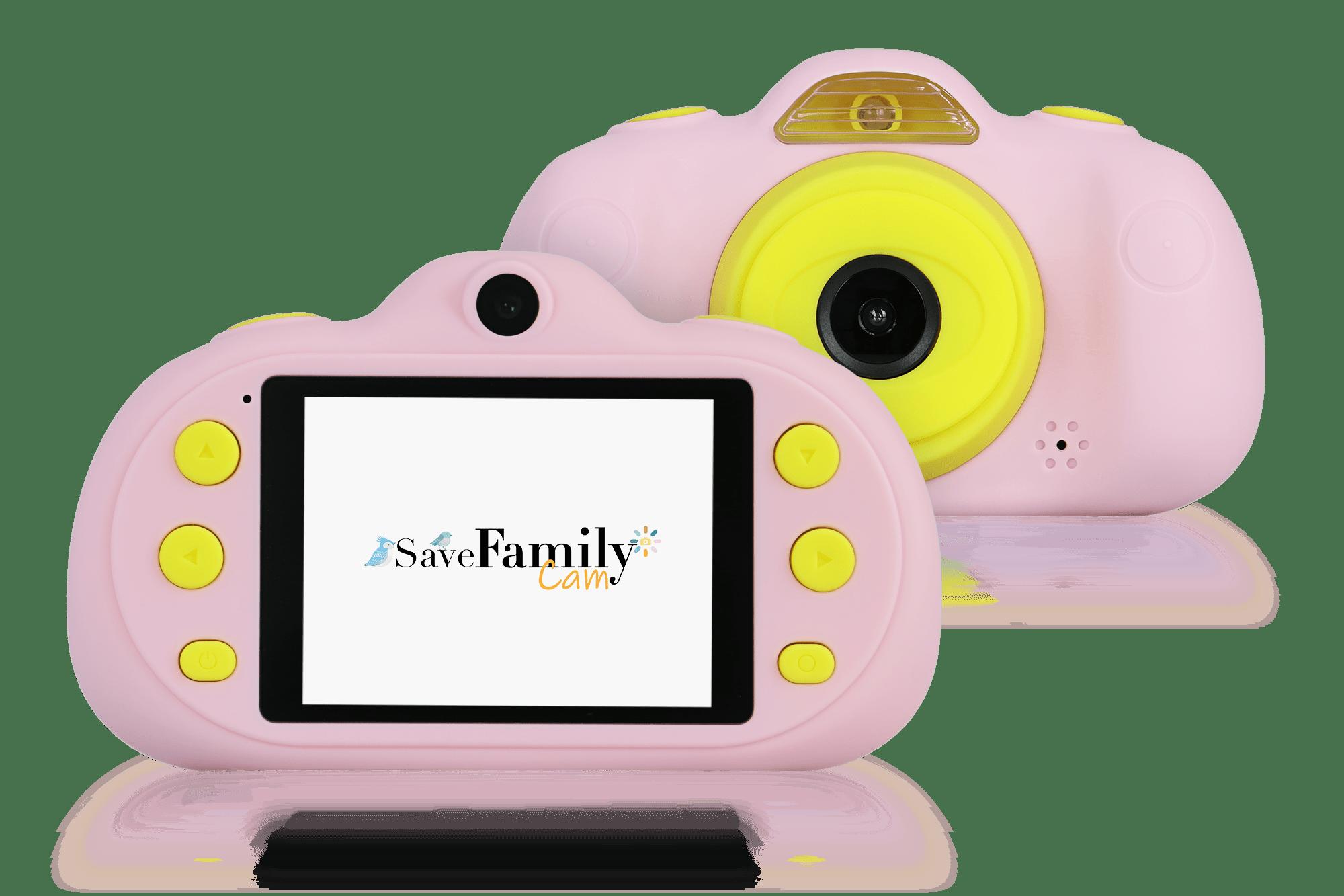 SaveFamilyCam cámara fotos niños